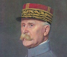 Henri Philippe Pétain was known as the Lion of Verdun. He later became a Vichy turncoat. (Image source: WikiCommons)