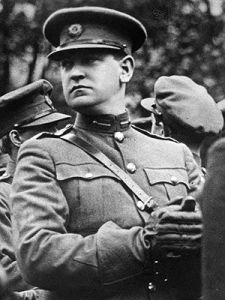 Michael Collins. (Image source: WikiCommons)