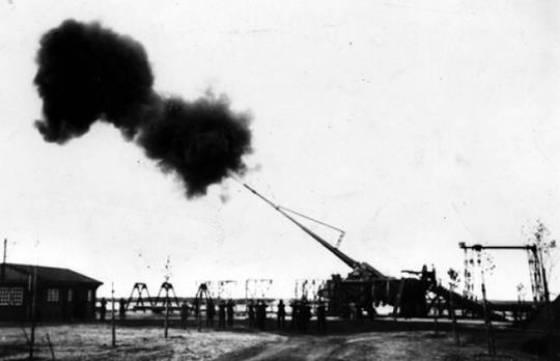 The Paris Gun. (Image source: WikiCommons)