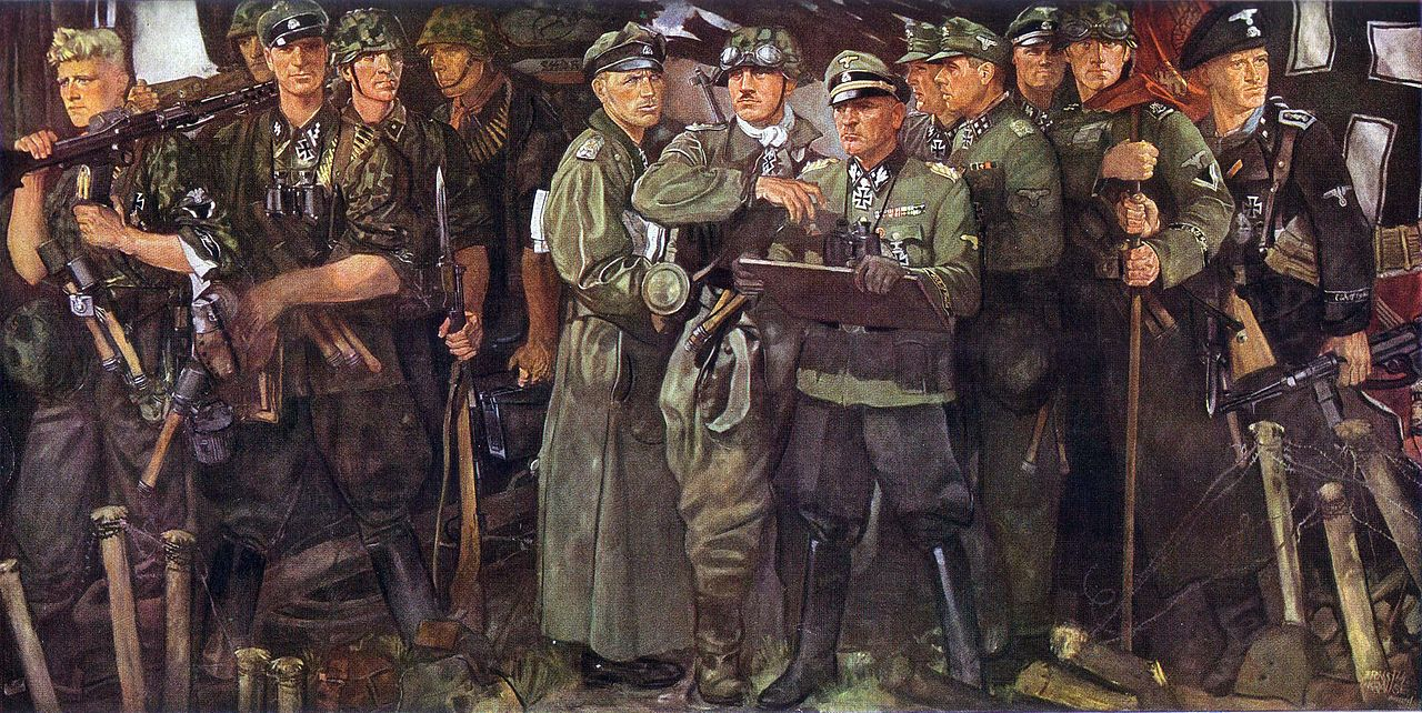 Cross of Iron – 12 Facts About Germany's Best-Known Military Medal