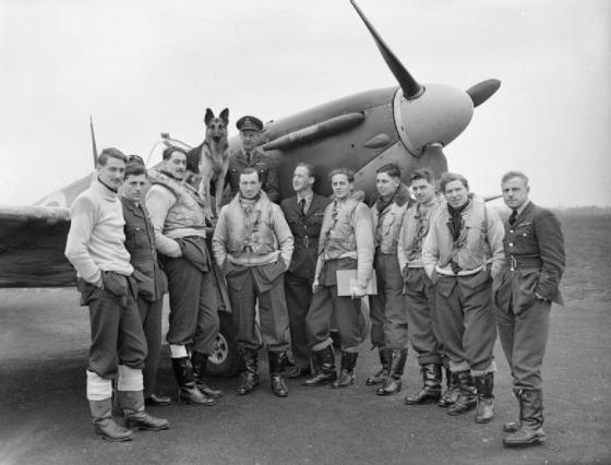 The RAF needed pilots faster than it could train them during World War Two. Starting in 1941, it sent hundreds of its budding aviators to the neutral United States to learn how to fly. (Image source: WikiCommons)