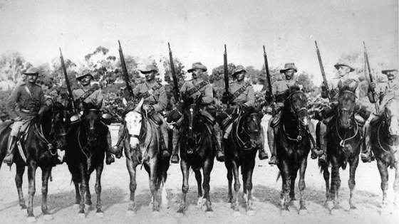 """After a stint in the Klondike, Burnham returned to Africa for the fight against the Boers. The British brass considered him to be """"the finest scout who ever scouted in Africa."""" (Image source: WikiCommons)"""