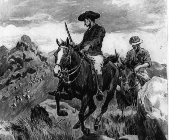 Always Where the Action Is — The Many Adventures of Frederick Russell Burnham