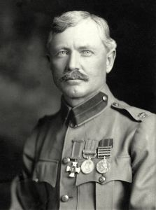 Not many American frontiersman won the British DSO, but Frederick Russell Burnham of Minnesota did for his service in South Africa. (Image source: WikiCommons)
