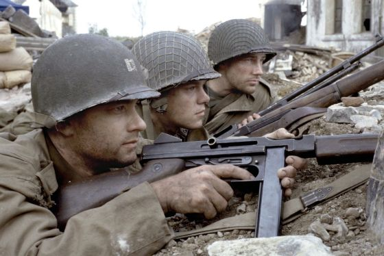 When Oscar Goes to War – Academy Awarding-Winning Films for the Military History Crowd
