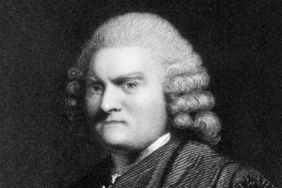 Sir John Pringle. (Image source: WikiCommons)