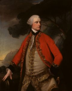 British general James Murray recognized that the fall of New France would leave Americans safe to pursue independence. (Image source: WikiCommons)