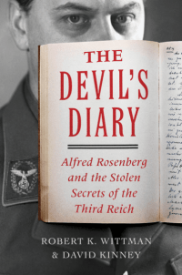 The Devil's Diary is available through Amazon.com.