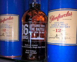 Commemorative Scotch on sale in the gift shop. (Image Source: Scott Addington)