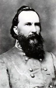 James Longstreet. (Image source: WikiCommons)