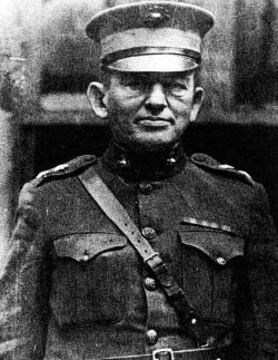 John Lejeune in France in 1918. (Image source: WikiCommons)