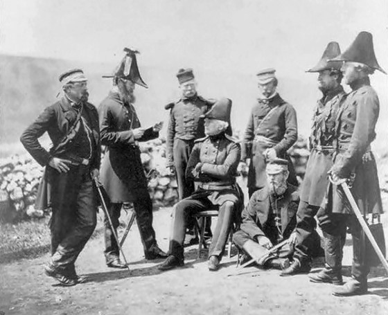"""Lions led by donkeys"" is a phrase used to damn the generals and praise the soldiers of the First World War. The same case could be made against the leadership during the Crimean War. (Image source: WikiCommons)"