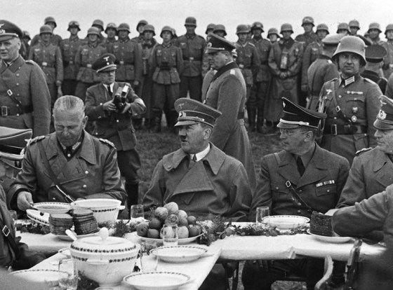 Whether dining in style of eating unceremoniously with the troops, Hitler often had his food tasted before he ate it to make sure he wasn't being poisoned. Among those who served him as a food tester was Maria Wölk. In her 20s when she was forced into Hitler's services, Wölk survived the war to tell of her harrowing experiences.