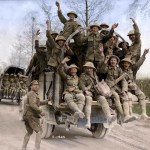 The Great War in Colour — Hundred-Year-Old Photos Get 21st Century Make Over