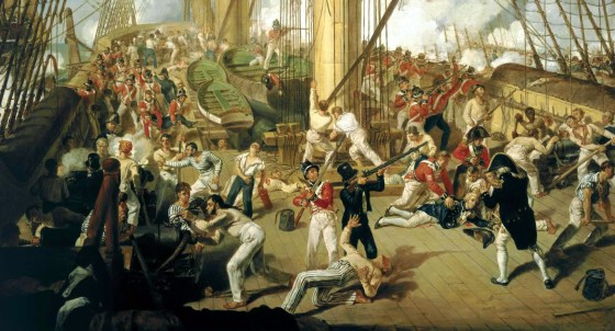 Hearts of Oak, Tunics of Red – 10 Amazing Facts About the Royal Marines of the Napoleonic Wars