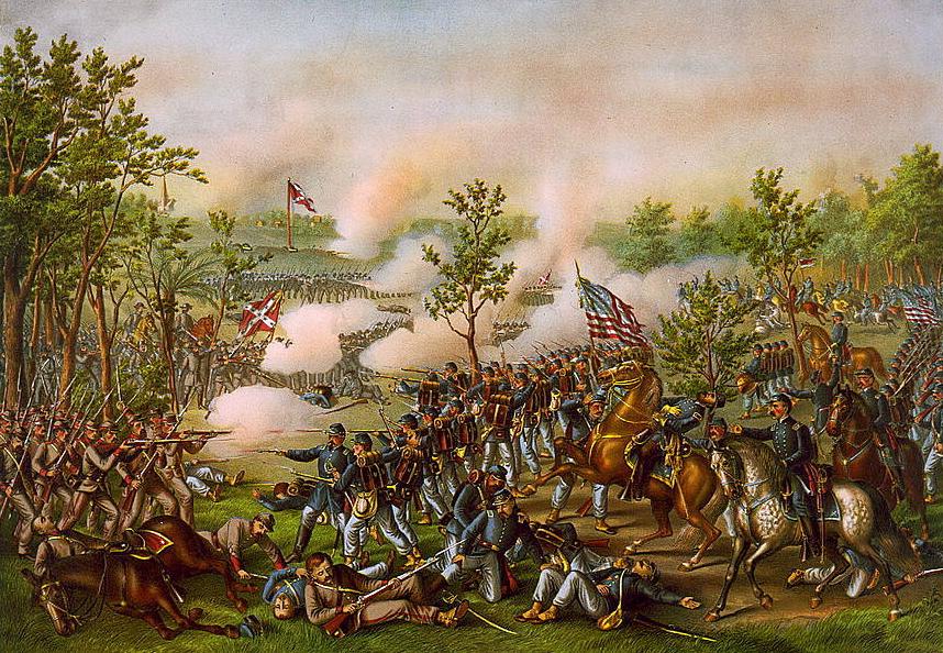 The U S  Civil War – A Window Into the Apocalypse of World