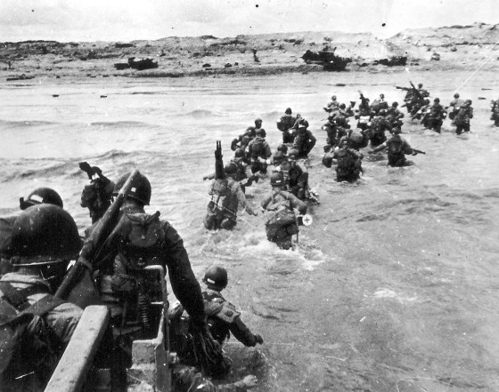 In the Line of Fire – Meet the 56-Year-Old Son of a U.S. President Who Fought in D-Day
