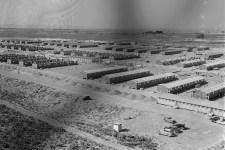 The Minidoka internment camp, Idaho. (Image source: WikiCommons)