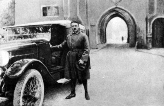 The Fuhrer's Benz — Hitler's Curious Obsession with Mercedes Limosines