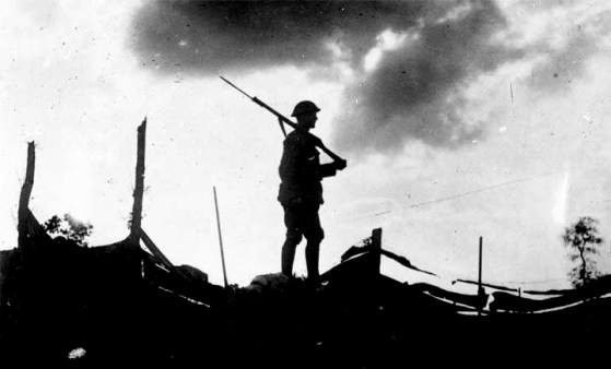The Night Sentinel – WW1 Soldier Recalls the Fear and Wonder of Sunrise on Western Front