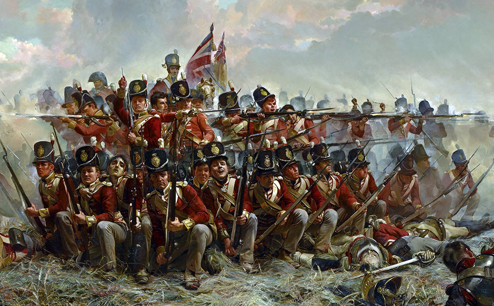 The Brown Bess – Eight Amazing Facts About the Musket that