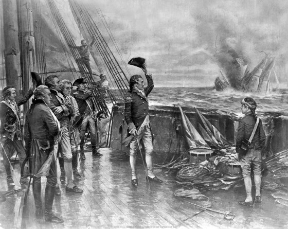 John Paul Jones – The Remarkable Struggle to Restore the Name of America's Greatest Naval Hero