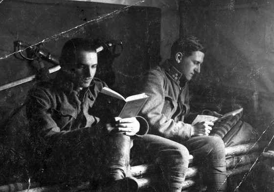 The Officers' Book Club – You'll Be Surprised By What's On The U.S. Military's Many Reading Lists