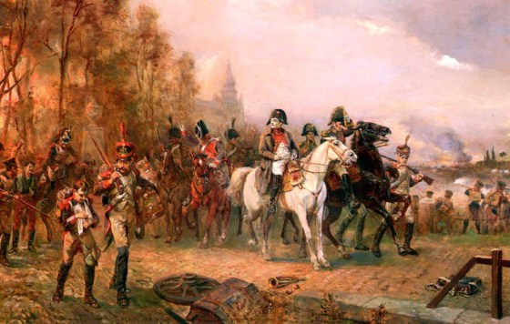 Alternate Endings — Five Leading Causes of Death for Soldiers in Napoleon's Army