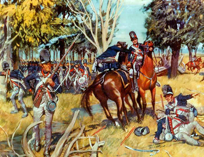 Showdown at Fallen Timbers -- The Northwest Indian War & the Birth of the U.S. Army