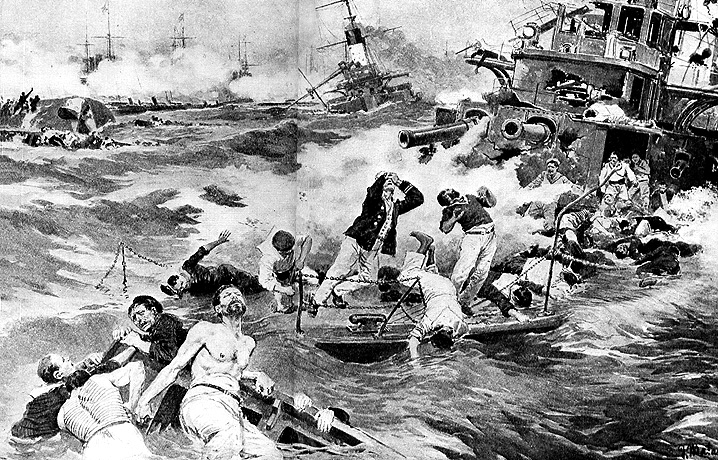 Tsushima! - The Battle That Sank Imperial Russia's Navy -  MilitaryHistoryNow.com