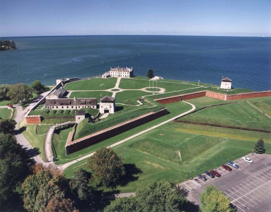 Fort Niagara – The Amazing Story of One of America's Oldest Military Fortifications