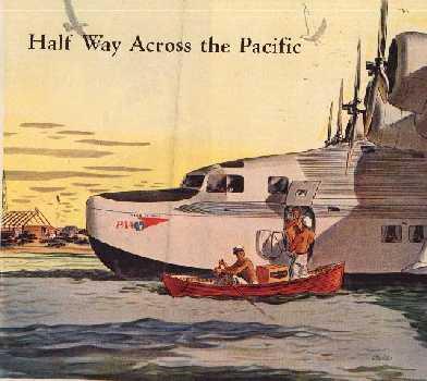 Pan American Clipper - pre WWII