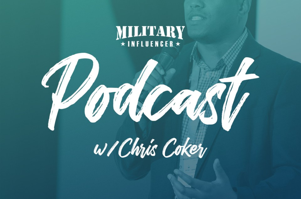 Welcome to the Military Influencer Podcast | Like Nothing You've Heard Before
