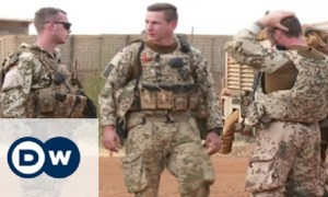 Fighting the Islamists - Germany's Deployment in Mali