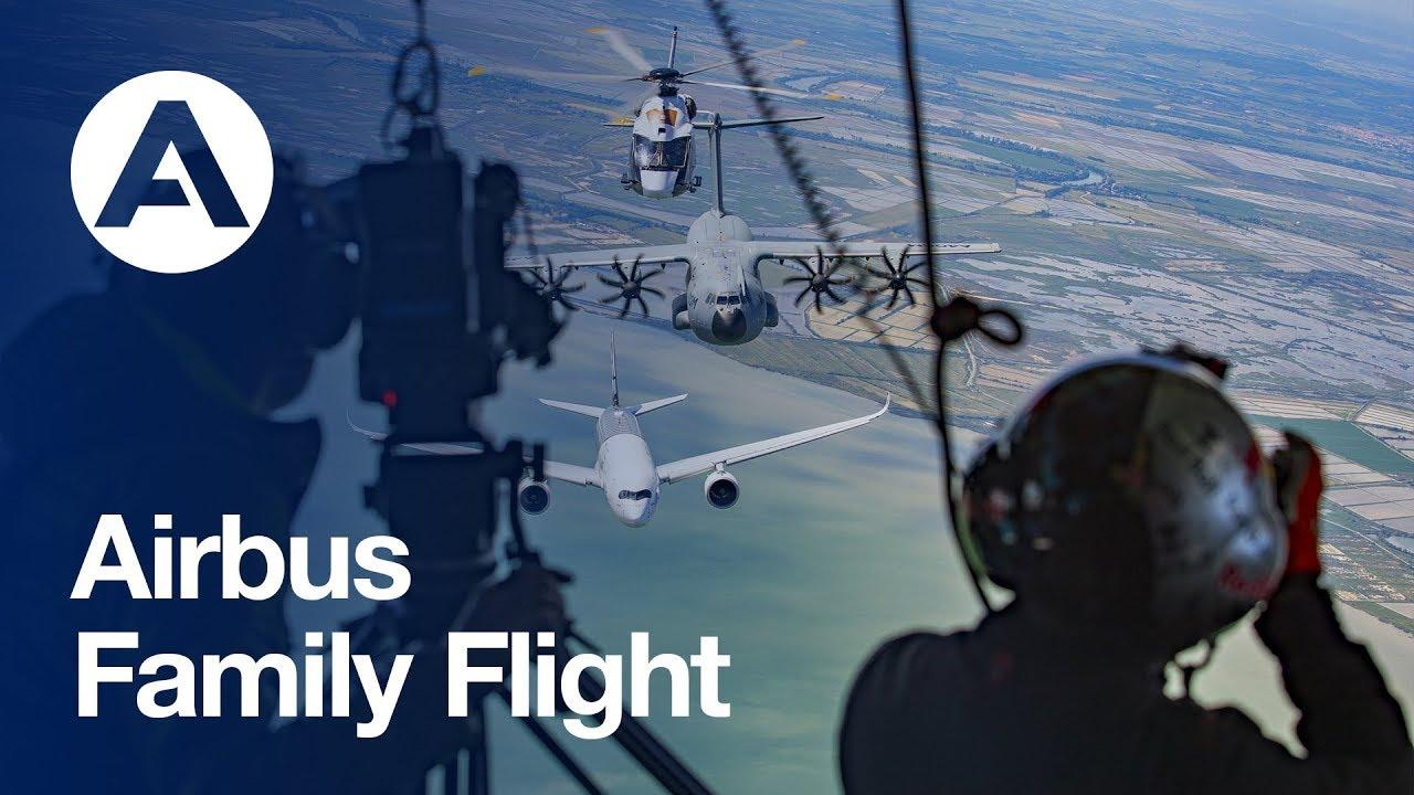 Airbus Family Flight