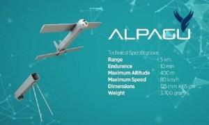 ALPAGU Tactical Attack UAV