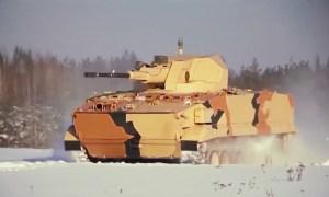 BRM-3K Reconnaissance Vehicle