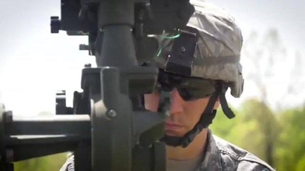 HMMWV/Hawkeye 105mm Mobile Weapon System (MWS)