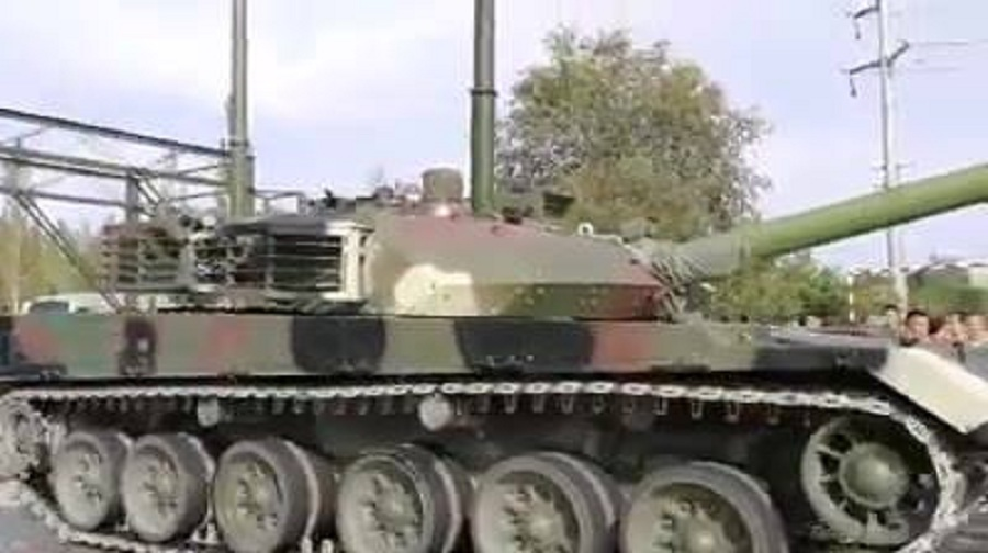 Royal Thai Army VT-4 Main Battle Tank