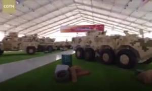 The Second Norinco Armor Day