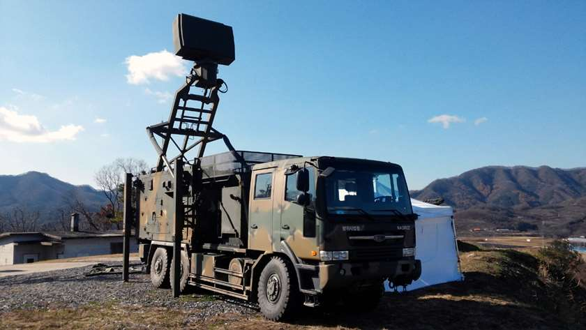 South Korea to start production of TPS-880 radar