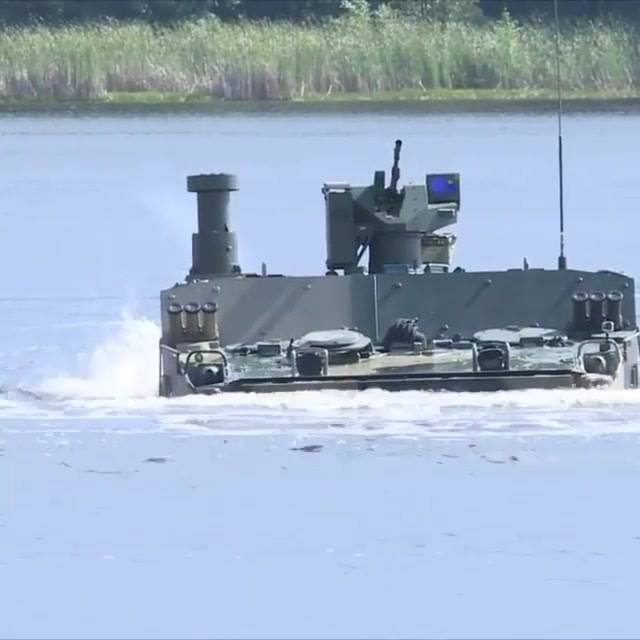 BT-3F Marine Personnel Carrier