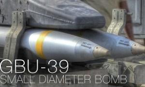 GBU-39 Small Diameter Bomb (SDB) Explained