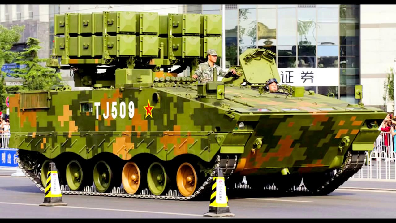 HJ-10 and HJ-12 Laser Guided ATGM Live Firing Demonstration