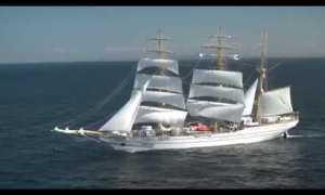Indonesian Navy KRI Bima Suci