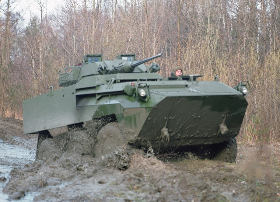 GDELS Pandur 6x6 Armoured Personnel Carrier
