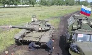 Russian Pit Stop