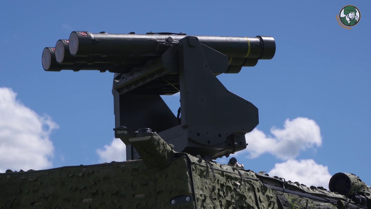 SAAB introduces vehicle based MSHORAD system RBS 70 NG