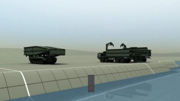 BAE Systems Modular Bridging System
