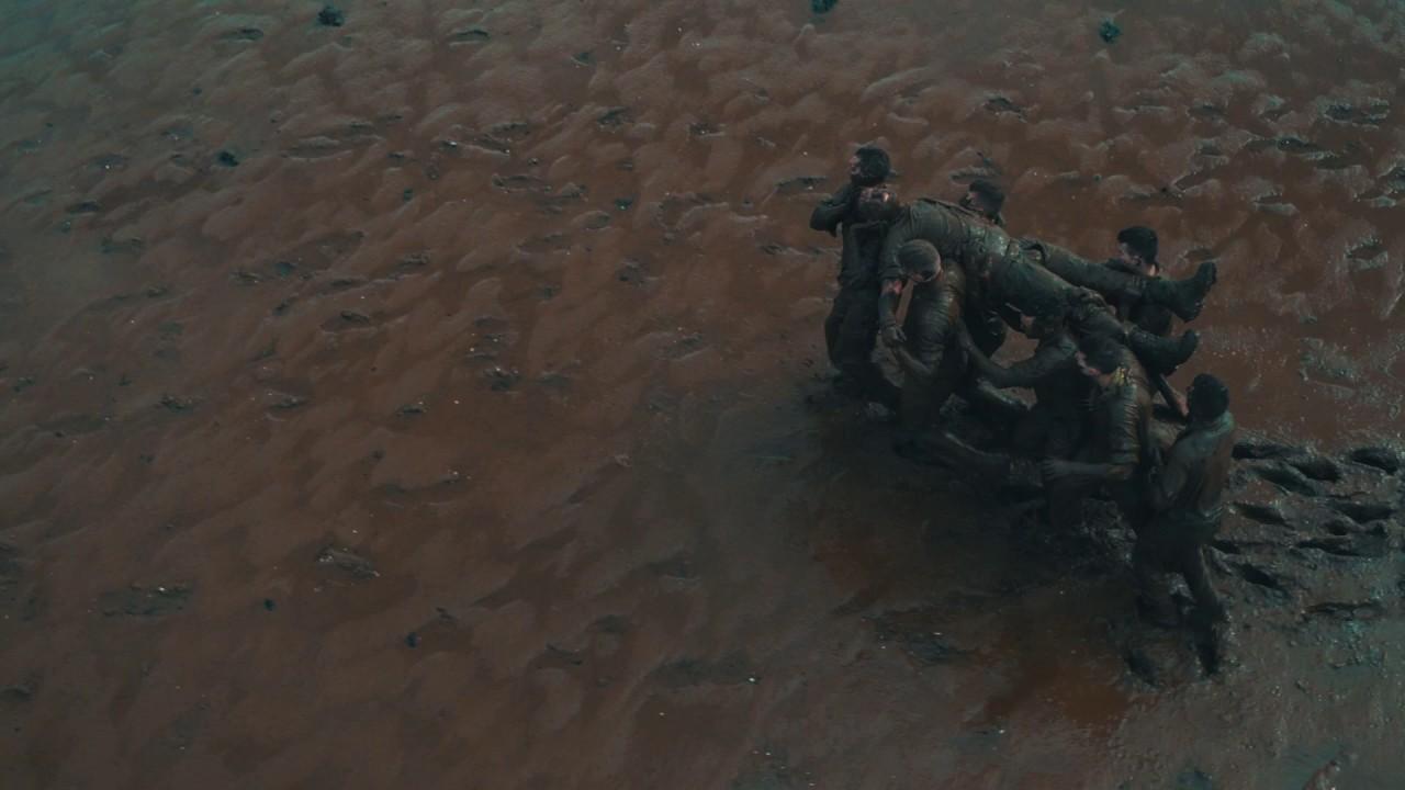Royal Marines Commando Training: Mud Run